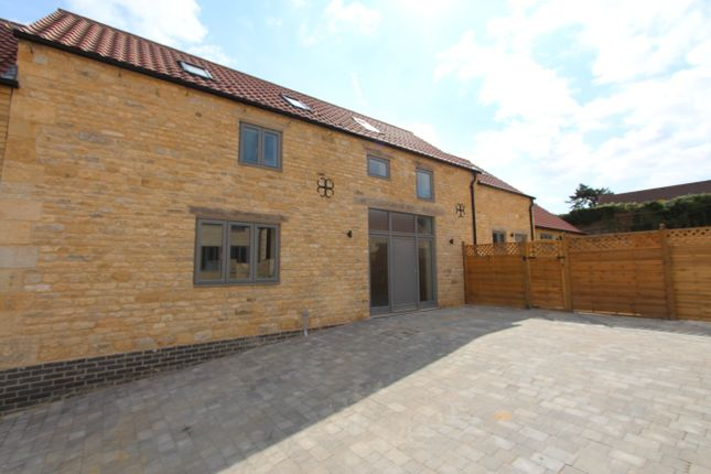 Thumbnail Barn conversion for sale in High Street, Castle Bytham, Grantham