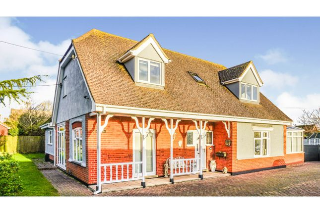 Thumbnail Detached house for sale in Lady Lane, Ipswich