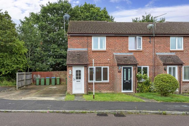 Thumbnail End terrace house for sale in Castlewood Road, Southwater, Horsham