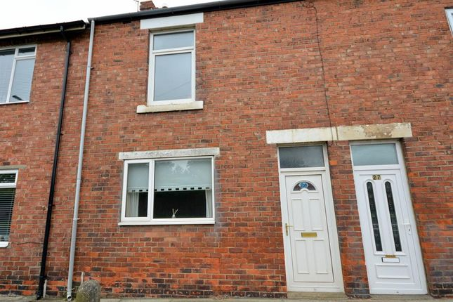 Thumbnail Terraced house for sale in Park View Terrace, New Coundon, Bishop Auckland