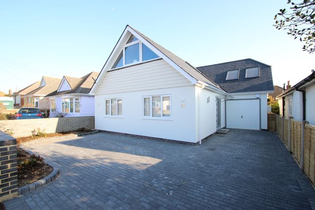 Thumbnail Detached house for sale in Victoria Road, Mudeford