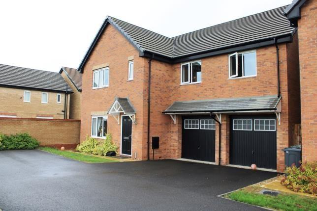 Thumbnail Detached house for sale in Leon Drive, Peterborough, Cambridgeshire