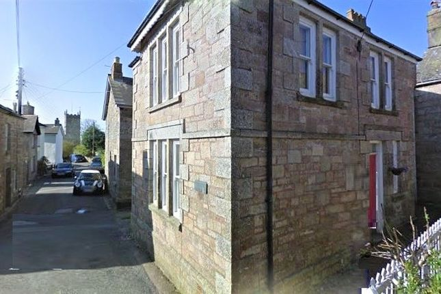 2 bed detached house for sale in Church Road, Madron, Penzance, Cornwall.