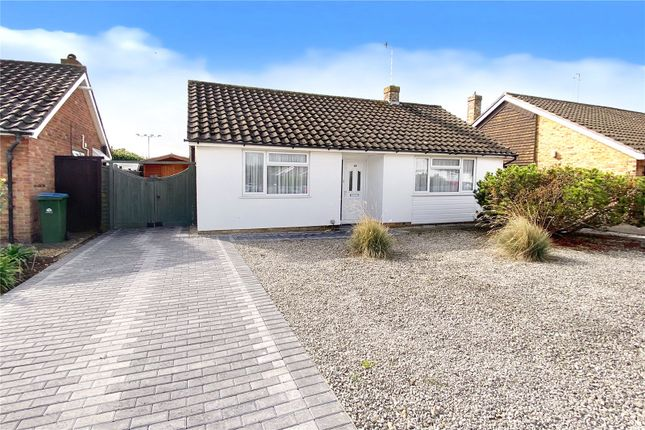 Thumbnail Bungalow for sale in Downs Way, East Preston, West Sussex