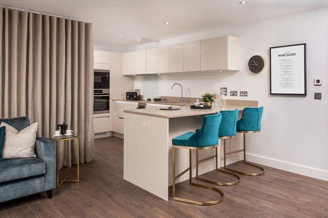 Kitchen Show Apartment