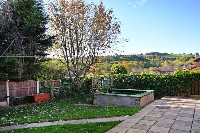 Garden of Wooldale Drive, Owlthorpe, Sheffield S20