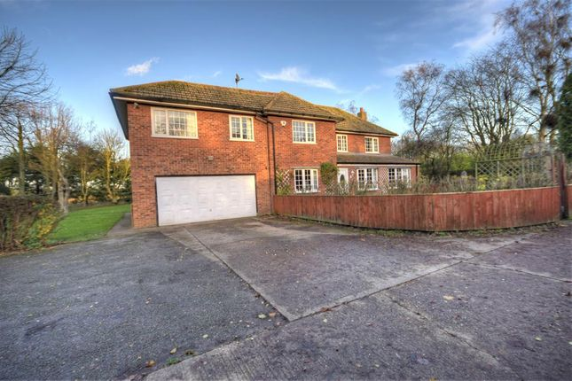 Thumbnail Detached house for sale in Carnaby, Bridlington