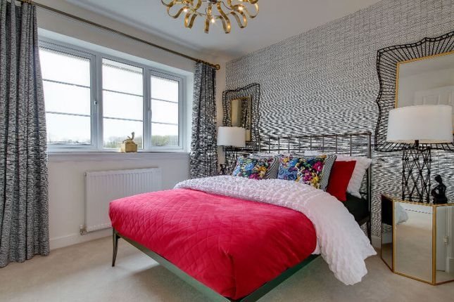 """Bedroom 2 of """"The Esk"""" at Dunrobin Road, Airdrie ML6"""