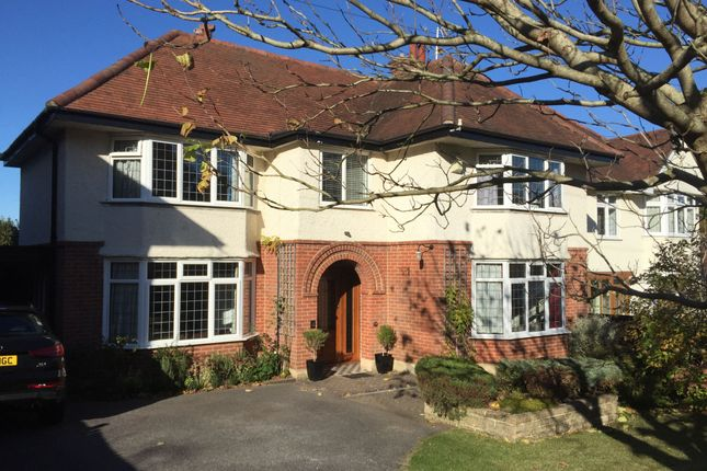 Thumbnail Detached house for sale in Upton Way, Broadstone