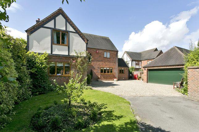 Thumbnail Detached house for sale in Norton Grange, Little Kineton, Warwick, Warwickshire