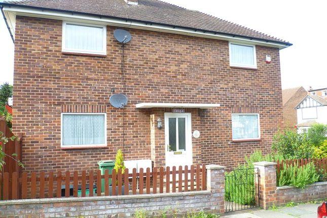 Thumbnail Maisonette to rent in St. Aubyns Gardens, Orpington