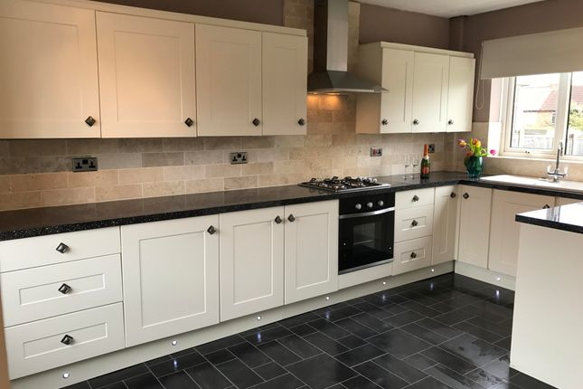 Thumbnail Property to rent in Mellish Road, Langold, Worksop