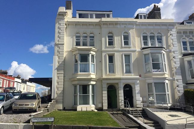 1 bed flat to rent in Woodland Terrace, Greenbank Road, Plymouth PL4