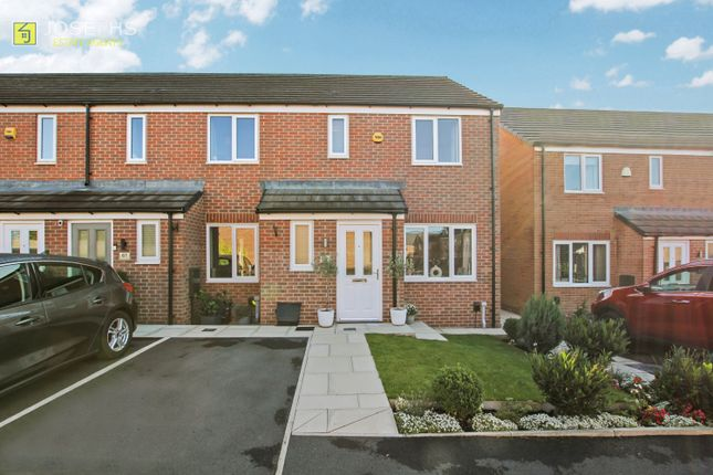 1 bed semi-detached house for sale in Sky Lark Close, Bolton BL6