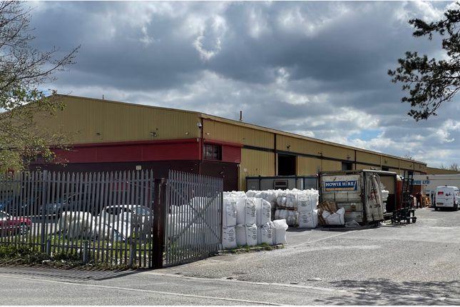 Thumbnail Light industrial for sale in Unit 9 Aberavon Road, Baglan Industrial Estate, Port Talbot