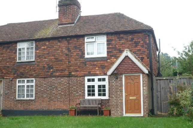 Thumbnail Terraced house to rent in London Road, Riverhead, Sevenoaks