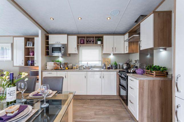 Kitchen of Barholm Road, Tallington, Stamford, Lincolnshire PE9