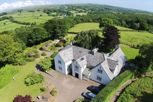 Thumbnail Country house for sale in Yelverton, Devon