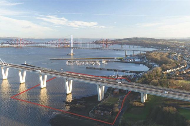 Thumbnail Land for sale in Former Royal Naval Barracks, Society Road, South Queensferry