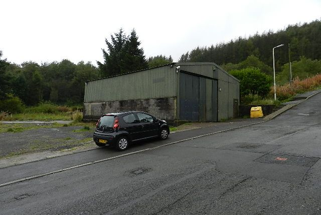 Thumbnail Land for sale in School Street, Maerdy