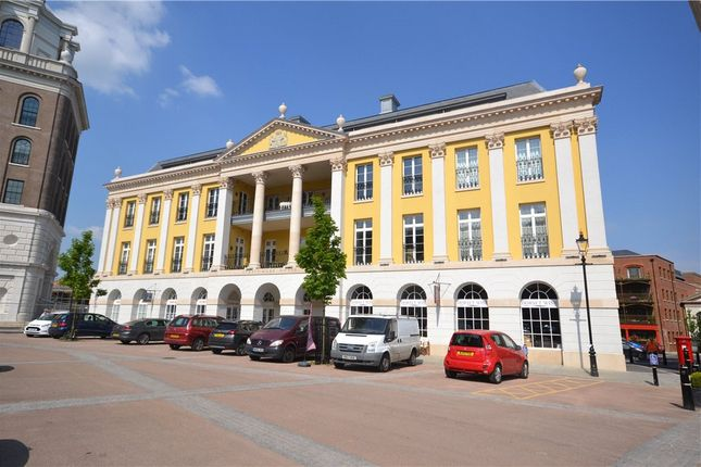 Thumbnail Flat to rent in Strathmore House, Queen Mother Square, Poundbury, Dorchester