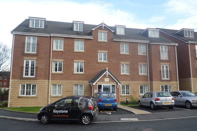 2 bed flat for sale in Canberra Way, Thornham, Rochdale
