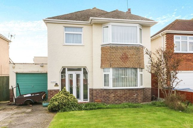 Thumbnail Detached house for sale in The Boulevard, Rhyl