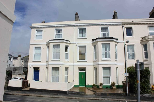 Thumbnail Town house for sale in Moor View Terrace, Mutley, Plymouth