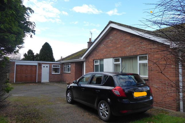 3 bed detached bungalow for sale in Ainderby Road, Romanby, Northallerton DL7