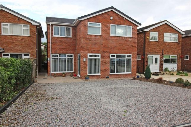 Thumbnail Detached house for sale in Roman Way, Coton Green, Tamworth, Staffordshire