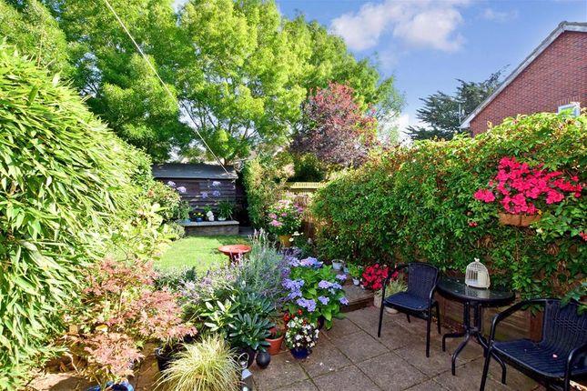 Rear Garden of Douglas Gardens, Havant, Hampshire PO9