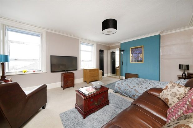 Thumbnail Flat for sale in Camden Hill Road, London