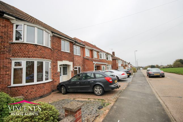Thumbnail Semi-detached house for sale in Kingsway, Braunstone Town, Leicester