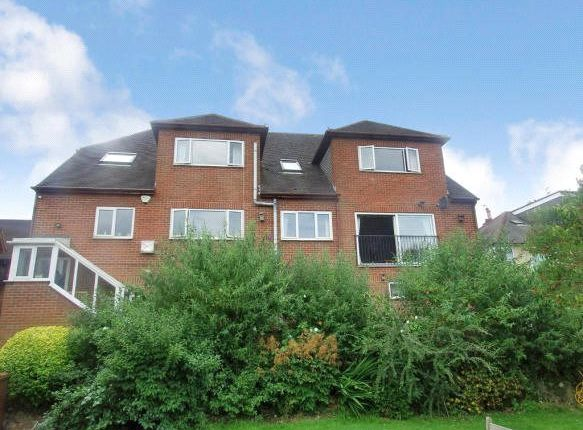 Thumbnail Detached house for sale in Leicester Road, Thurcaston