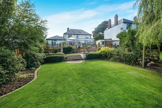 Thumbnail Detached house for sale in Tansley Hill Road, Dudley