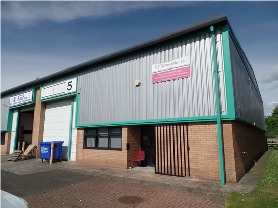 Thumbnail Industrial for sale in Octavian Way, Gateshead