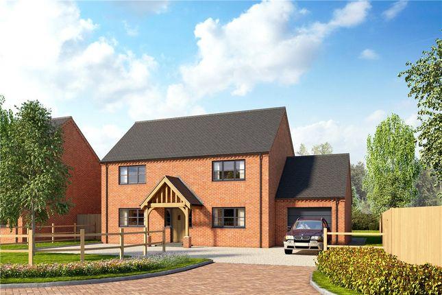 Thumbnail Detached house for sale in Hall Lane, Moulton Seas End, Spalding