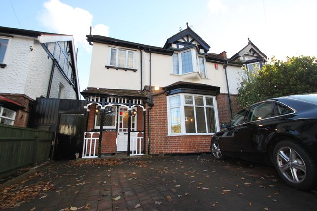 Thumbnail Semi-detached house to rent in Monkhams Lane, Woodford Green