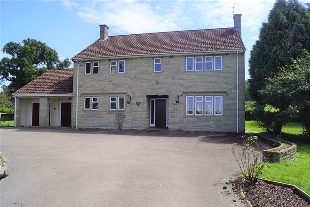 Thumbnail Detached house to rent in Pylle, Shepton Mallet