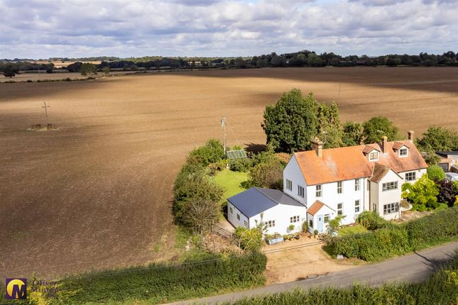Thumbnail Semi-detached house for sale in Kettle Green Road, Much Hadham