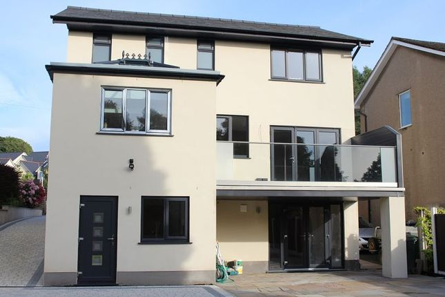 Thumbnail Detached house for sale in Coastal Road, Bolton Le Sands, Carnforth