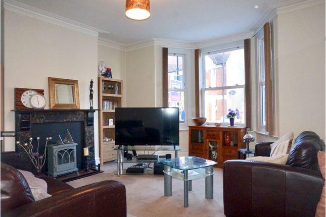 Living Room of Stuart Road, Gillingham ME7