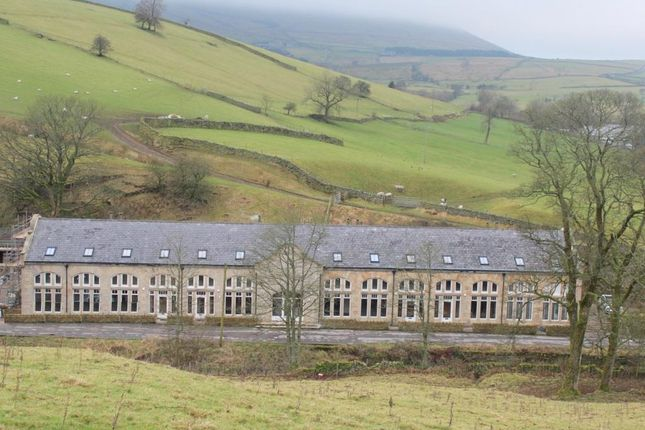 4 bed barn conversion for sale in Barley Green Mill, Barley, Lancashire