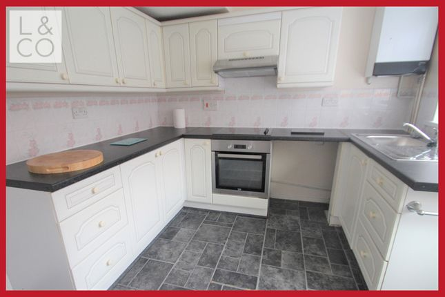 Thumbnail Semi-detached house to rent in Cheviot Close, Risca