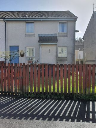 Thumbnail End terrace house for sale in Lunga Road, Oban, Argyll