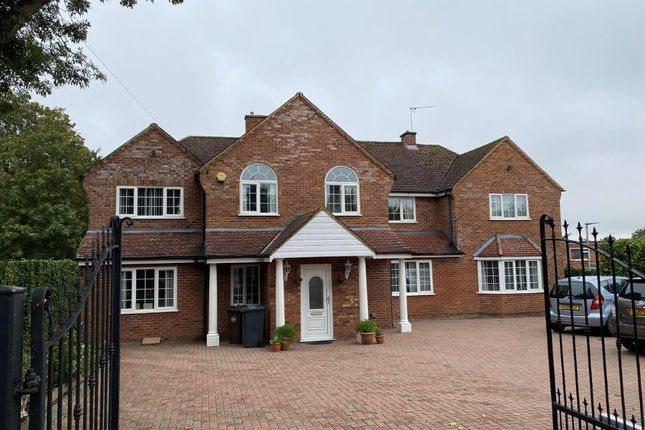 Thumbnail Detached house for sale in Bowling Green Lane, Buntingford