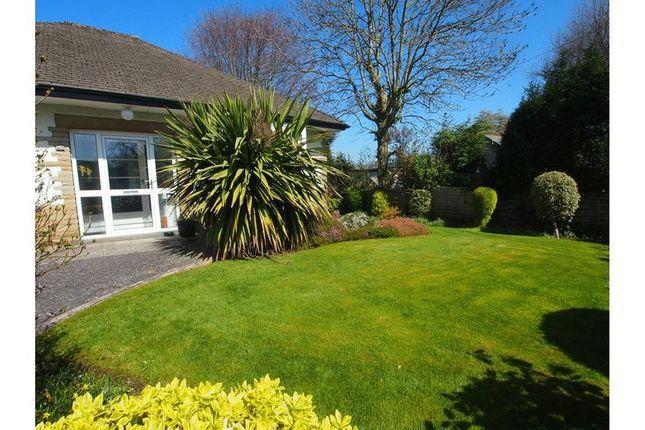 Thumbnail Detached bungalow for sale in Prospect Avenue, Hest Bank, Lancaster