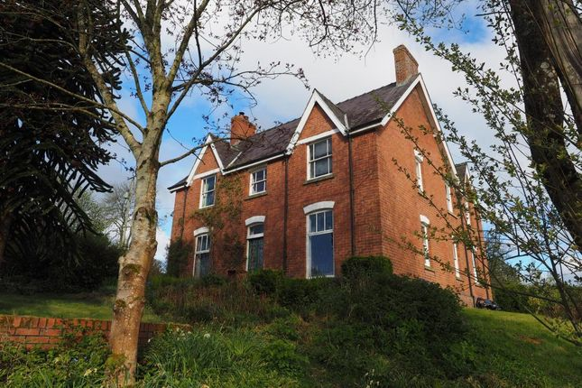 Thumbnail Detached house for sale in Abbeycwmhir, Llandrindod Wells