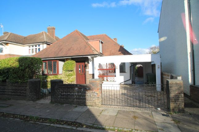 Thumbnail Detached bungalow for sale in Abbotts Road, Manor Park, Aylesbury, Buckinghamshire
