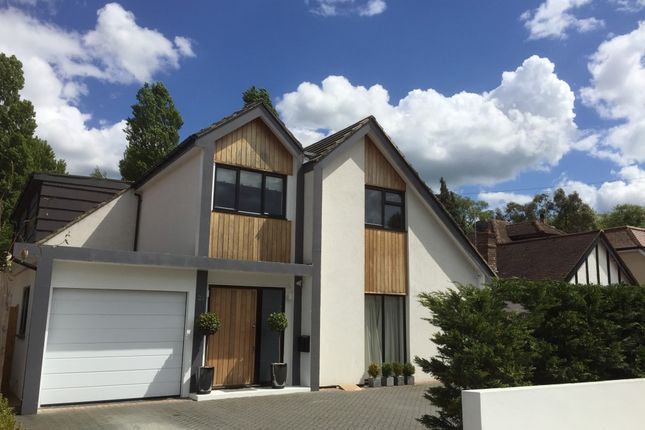 Thumbnail Detached house to rent in Robyns Way, Sevenoaks